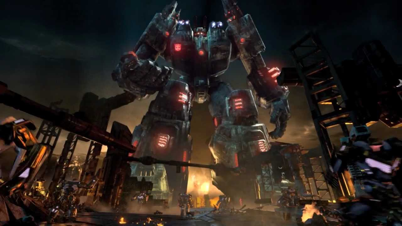 E3 Trailer – Official Transformers: Fall of Cybertron Video